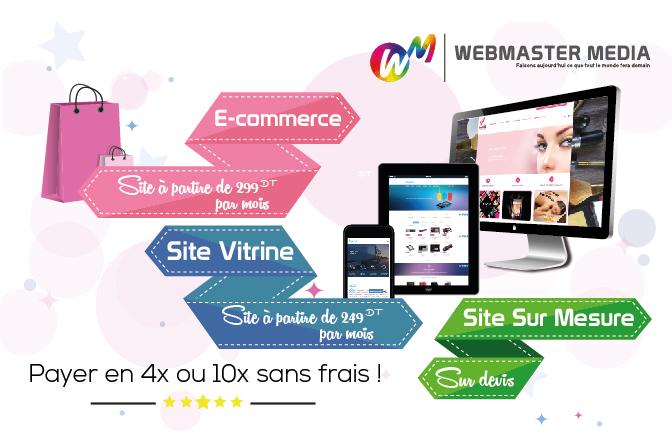 créer un site web pas cher