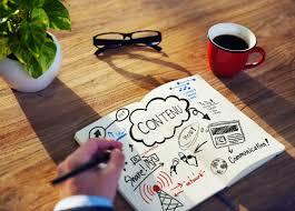 créer du contenu avant de créer un site web